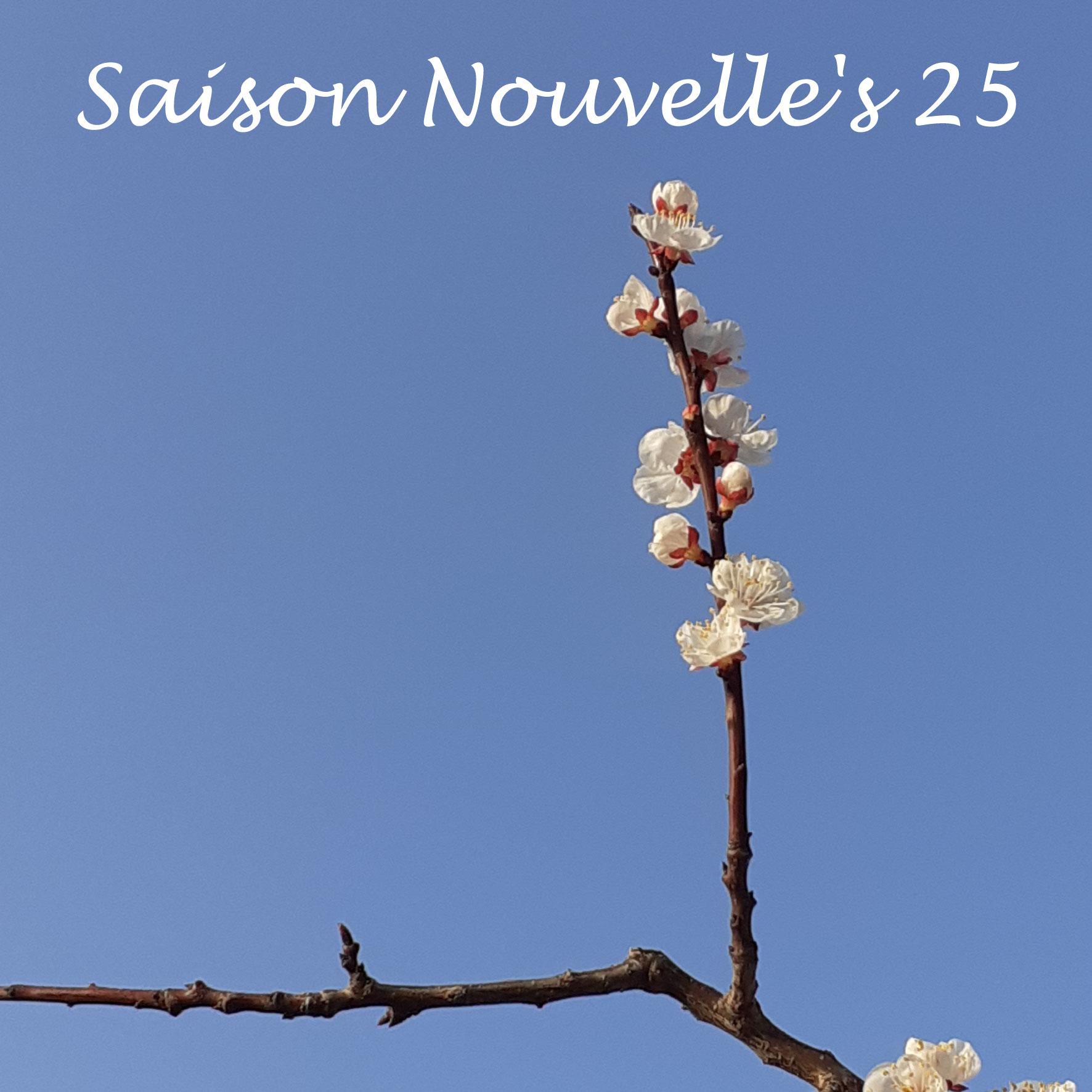 Saison Nouvelle's n°25 – Mars 2021