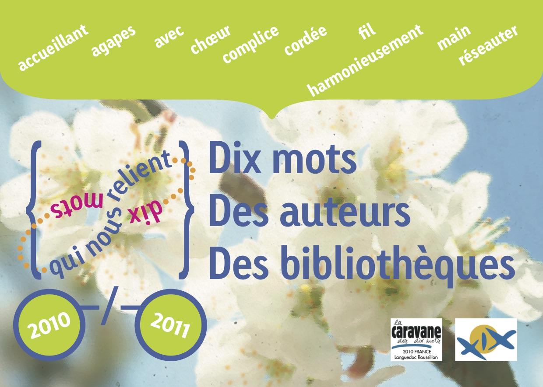 La Caravane des dix mots Occitanie 2011