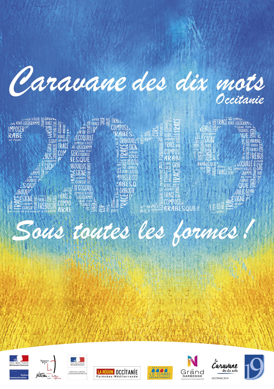 La Caravane des dix mots Occitanie 2019