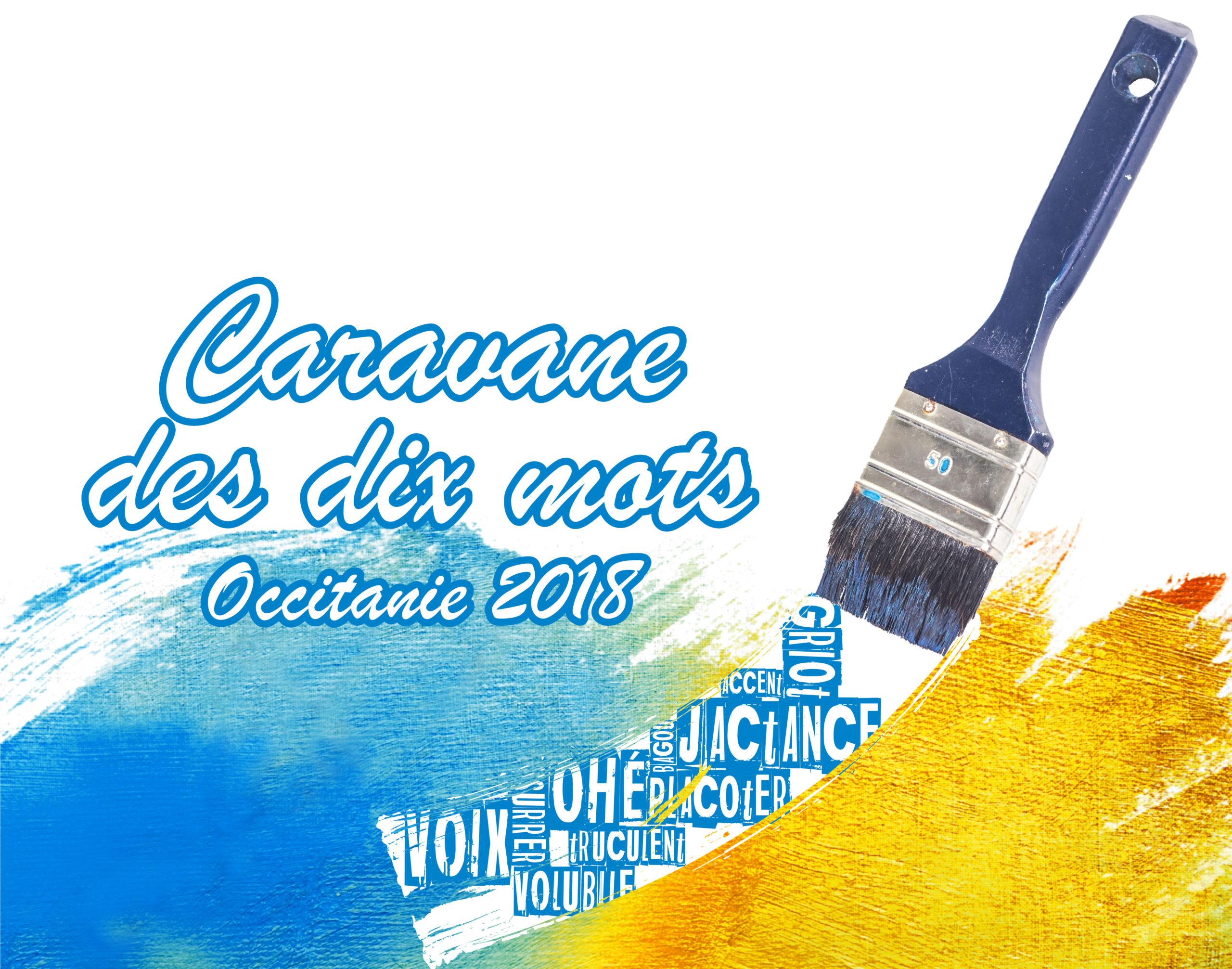 La Caravane des dix mots Occitanie 2018