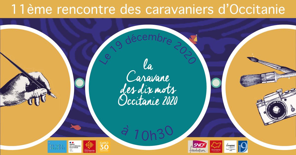 Restitution de la Caravane des dix mots Occitanie 2020
