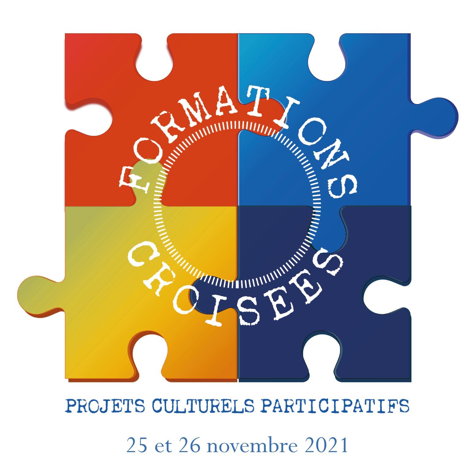 Formations Croisées le 25 et 26 novembre 2021: Mettre en œuvre un projet culturel portant sur la diversité linguistique