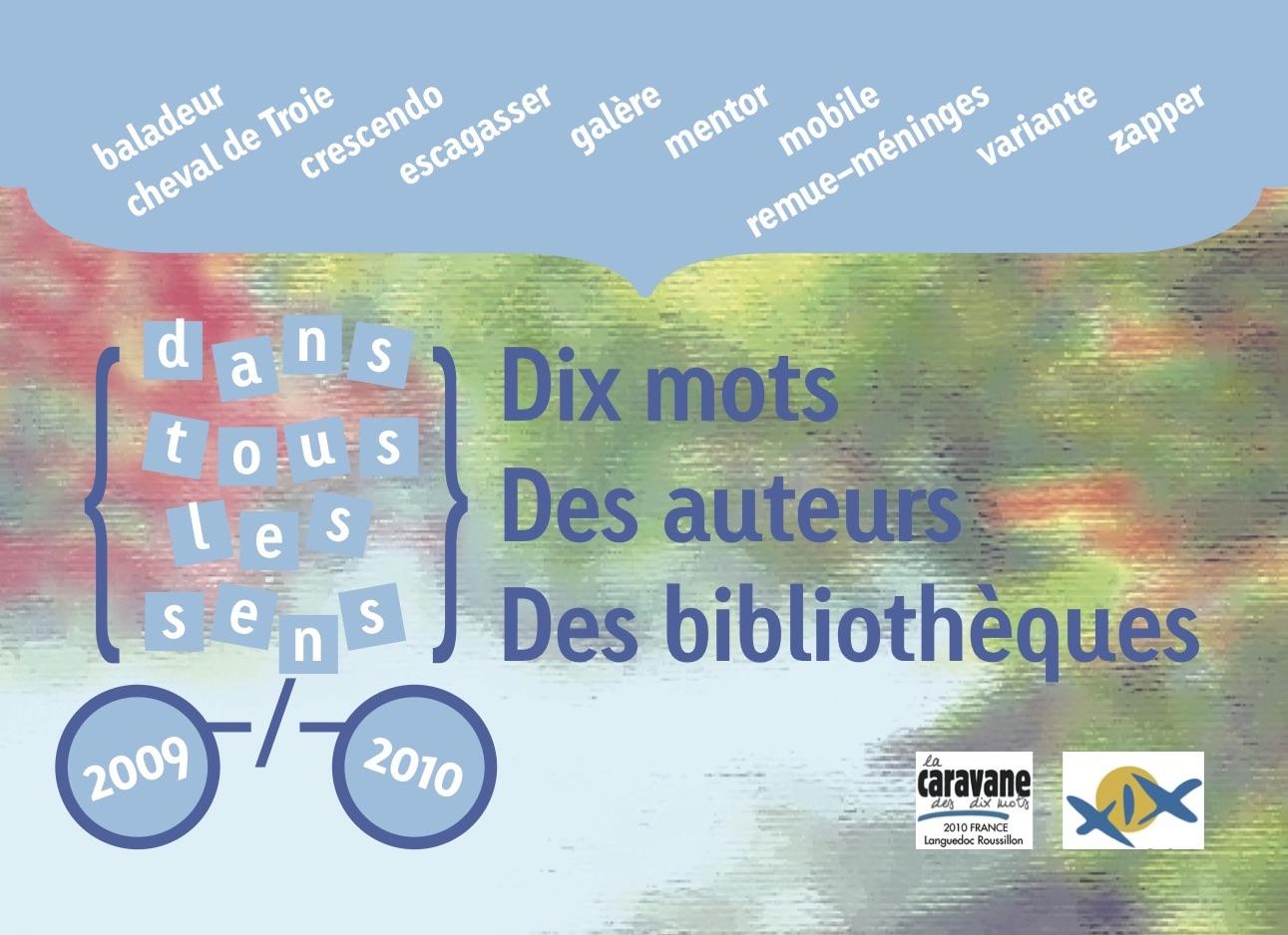 La Caravane des dix mots Occitanie 2010
