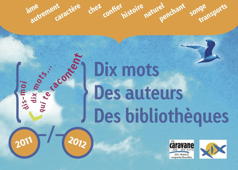 La Caravane des dix mots Occitanie 2012