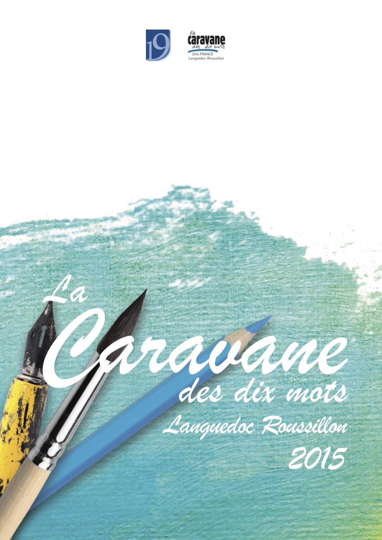 La Caravane des dix mots Occitanie 2015